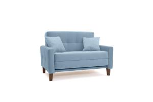 Диван Этро люкс с опорой №3 Amigo Blue Вид по диагонали