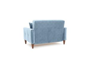 Диван Этро люкс с опорой №5 Amigo Blue Вид сзади