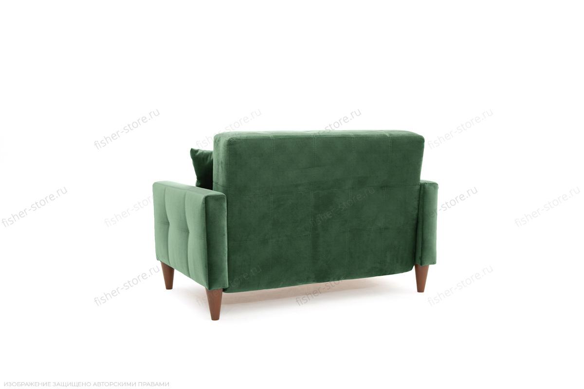 Диван Этро люкс с опорой №5 Amigo Green Вид сзади