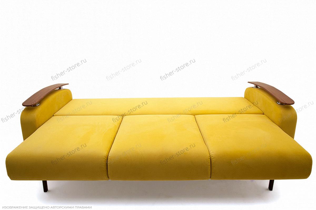 Прямой диван Джерси-3 с опорой №6 Спальное место