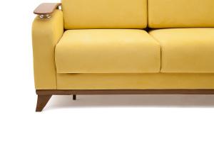 Прямой диван Джерси-3 с опорой №6 Ножки