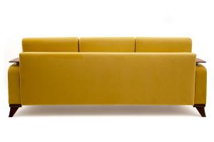 Прямой диван Джерси-3 с опорой №6 Вид сзади