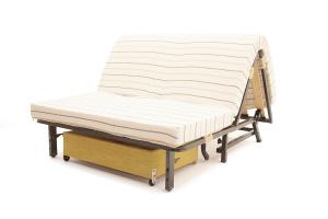 Прямой диван кровать Виа-8 Металлокаркас