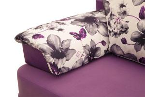 Прямой диван со спальным местом Алия-2 Подушки