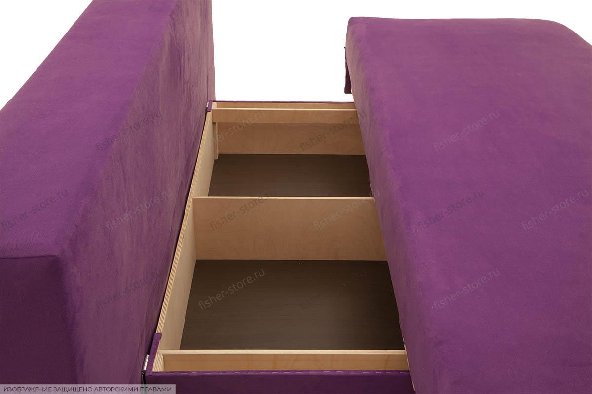 Прямой диван со спальным местом Алия-2 Ящик для белья