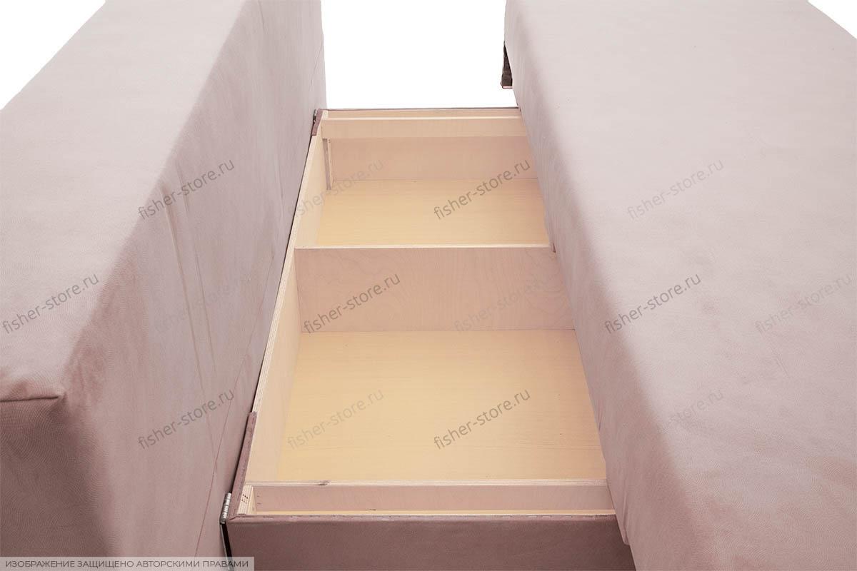 Кушетка Алькантара-2 Ящик для белья