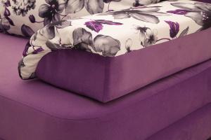 Прямой диван со спальным местом Алия-2 Текстура ткани