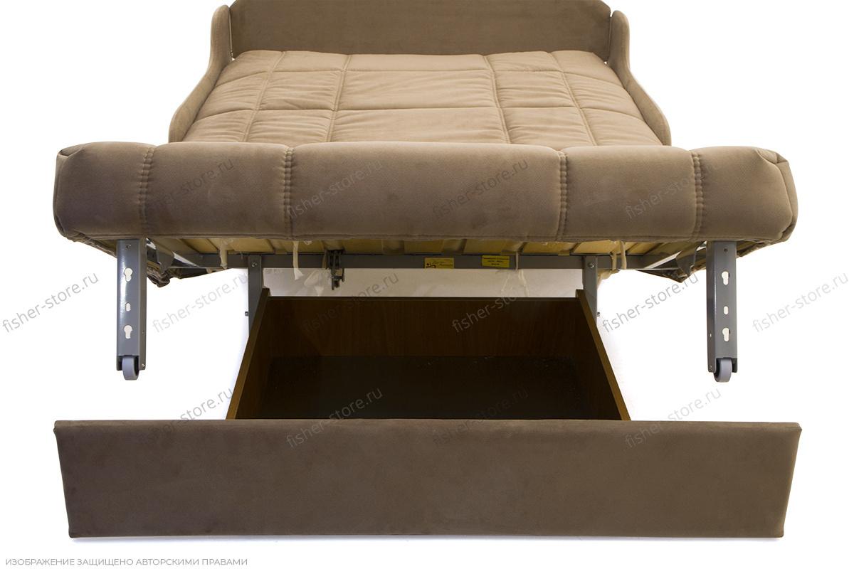 Прямой диван кровать Виа-8 Ящик для белья