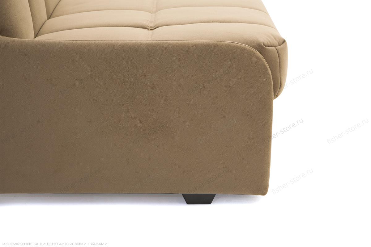 Прямой диван кровать Виа-8 Ножки