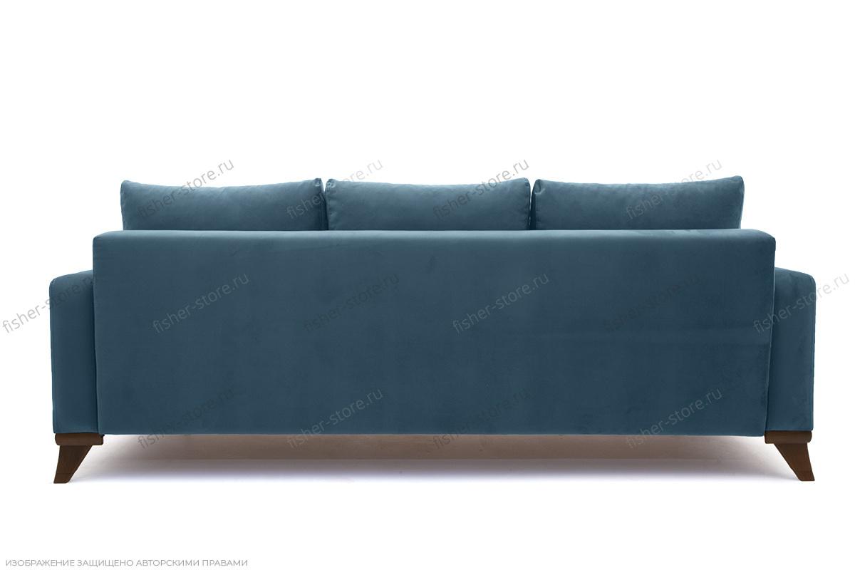 Прямой диван Джерси-2 с опорой №6 Вид сзади