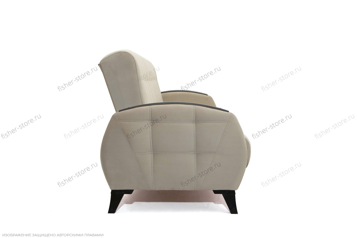 Двуспальный диван Вито-5 с опорой №7 Вид сбоку