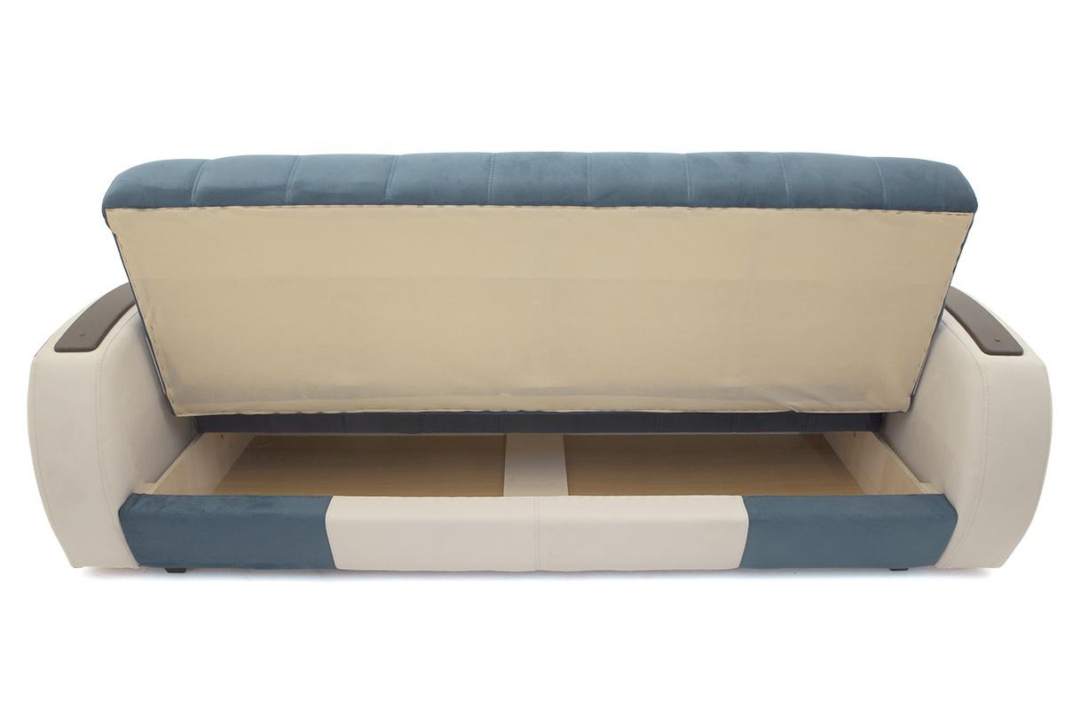 Прямой диван Вито-4 Ящик для белья