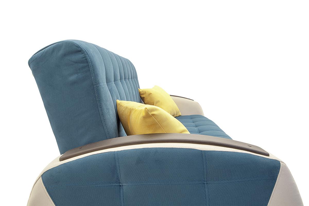 Прямой диван со спальным местом Вито-4 Подушки