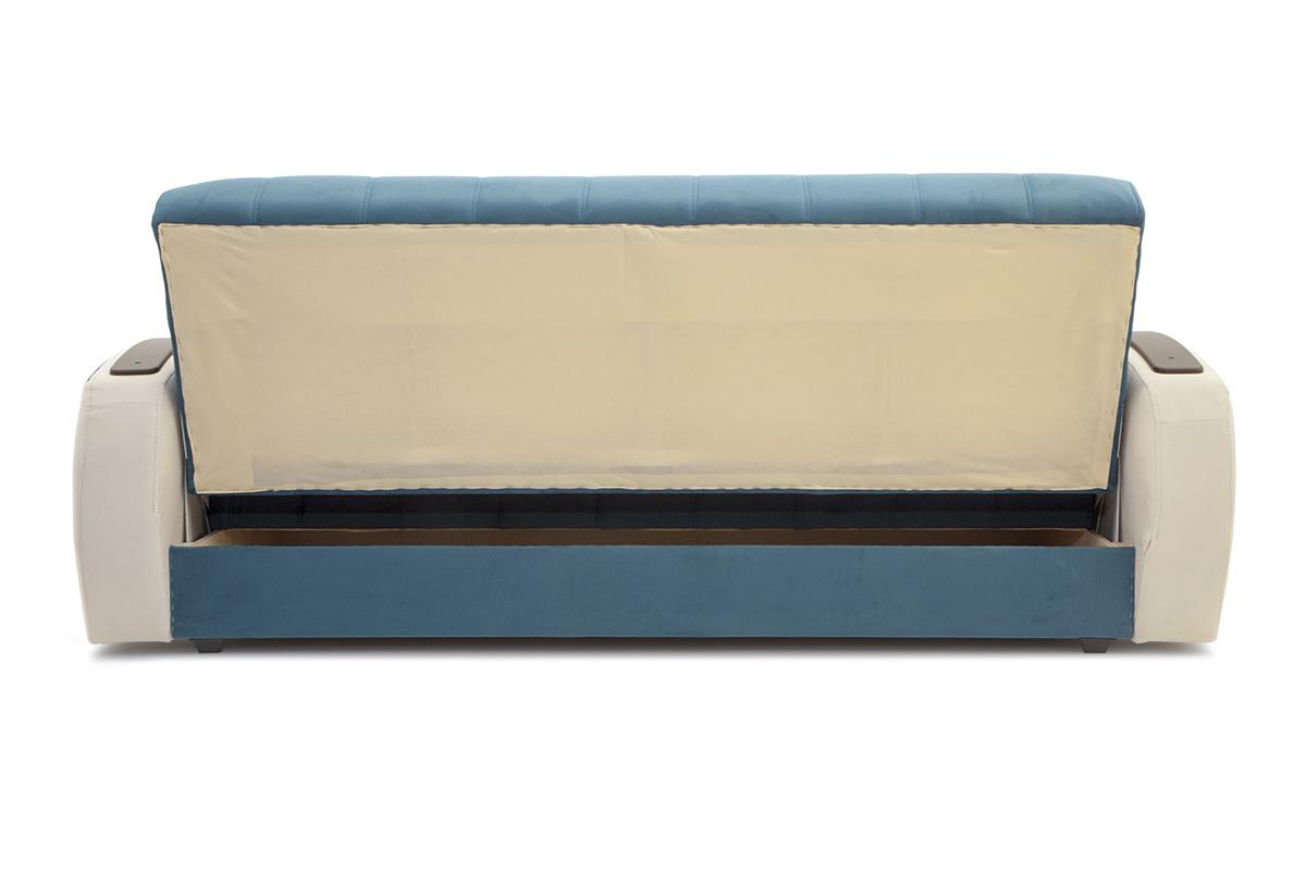 Прямой диван со спальным местом Вито-4 Вид сзади
