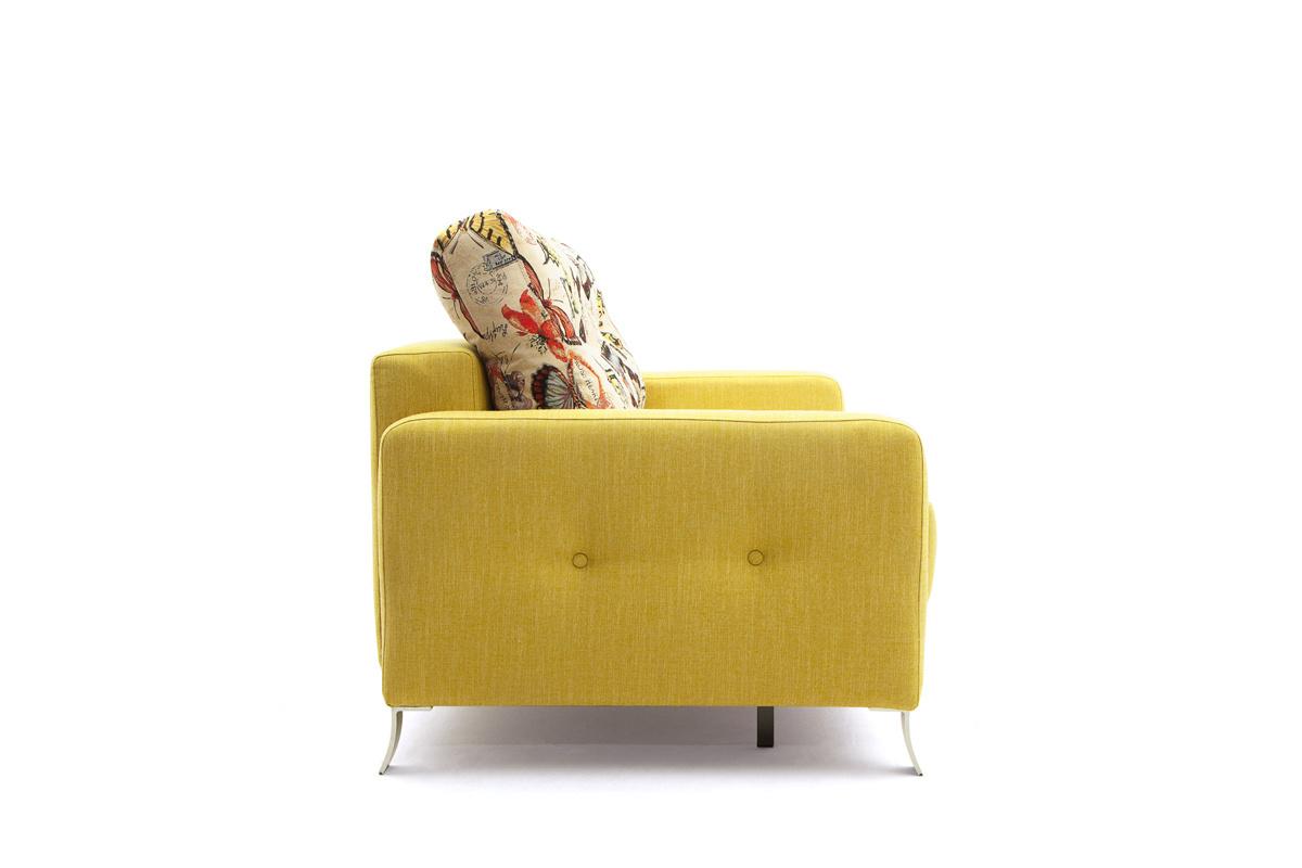 Прямой диван еврокнижка Кид Вид сбоку