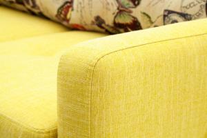 Прямой диван еврокнижка Кид Текстура ткани
