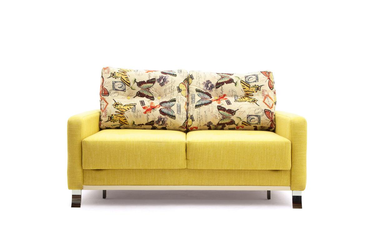 Прямой диван еврокнижка Кид Вид спереди