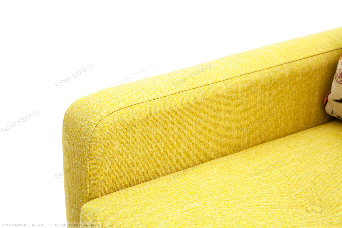 Прямой диван еврокнижка Кид Подлокотник