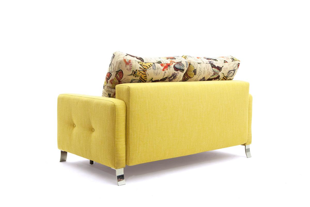 Прямой диван со спальным местом Кид Вид сзади