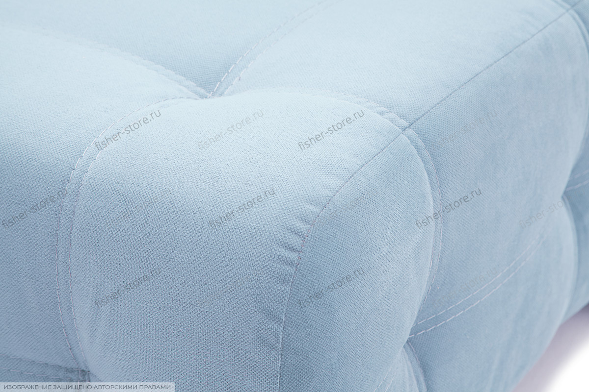 Прямой диван кровать Фокс Текстура ткани