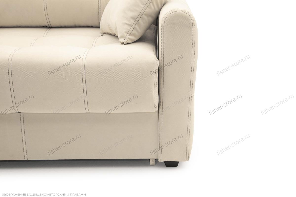 Прямой диван со спальным местом Мадрид люкс Ножки