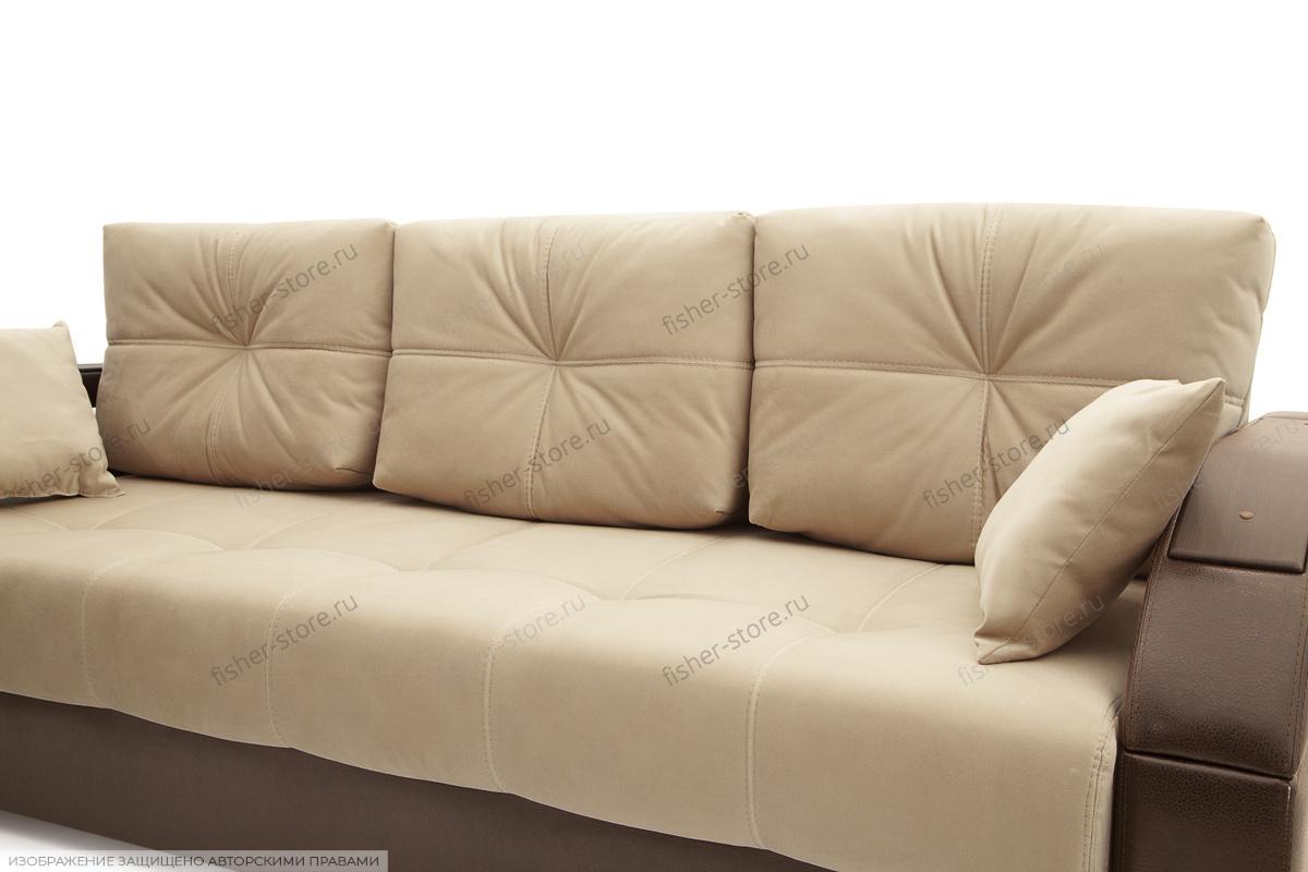 Прямой диван кровать Мартин Подушки