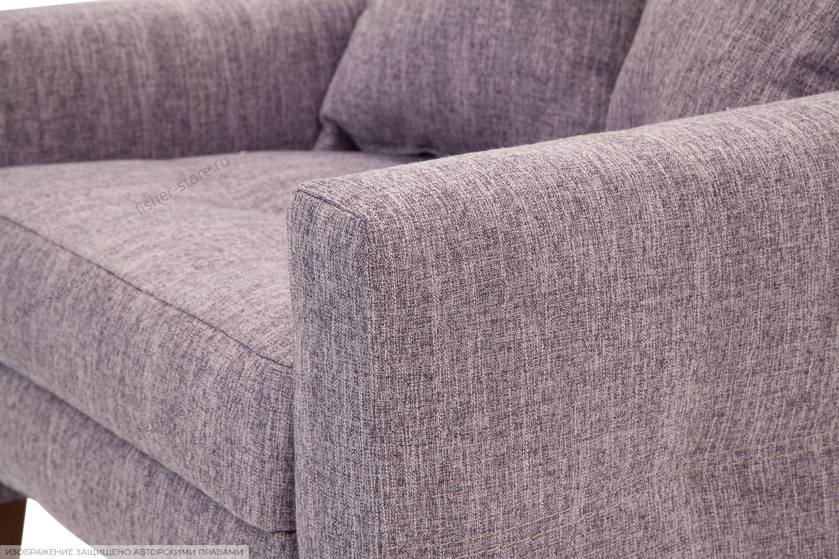 Кушетка Этро люкс с опорой №3 Текстура ткани