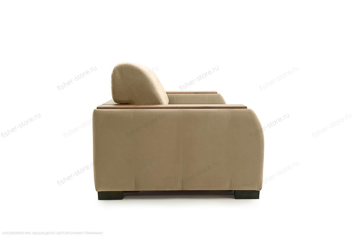 Прямой диван со спальным местом Берлин-2 Вид сбоку