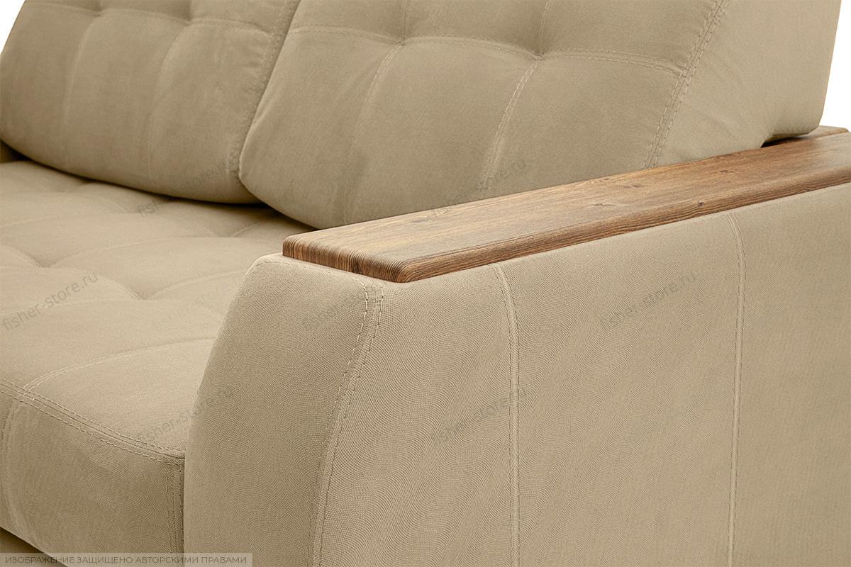 Прямой диван со спальным местом Берлин-2 Подлокотник