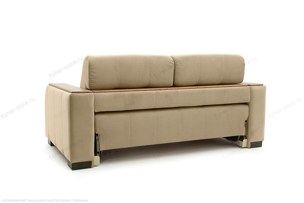 Прямой диван со спальным местом Берлин-2 Вид сзади
