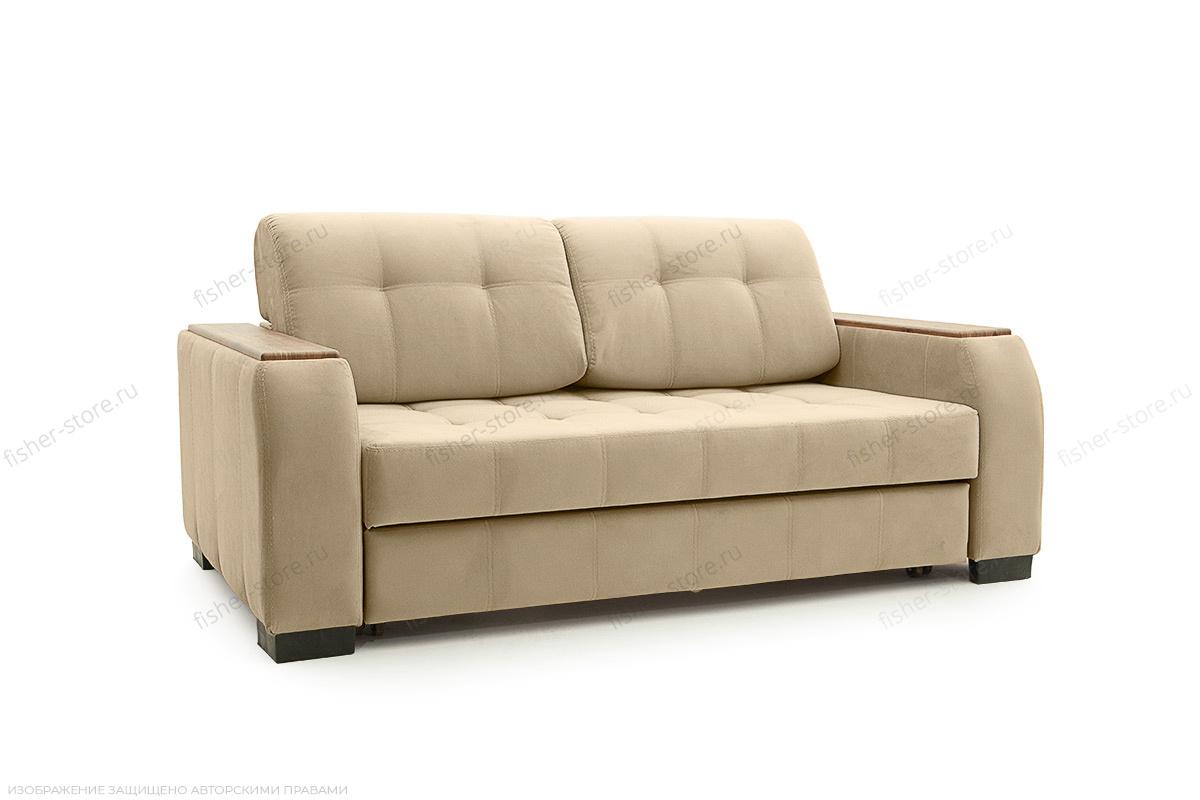 Прямой диван со спальным местом Берлин-2 Вид по диагонали
