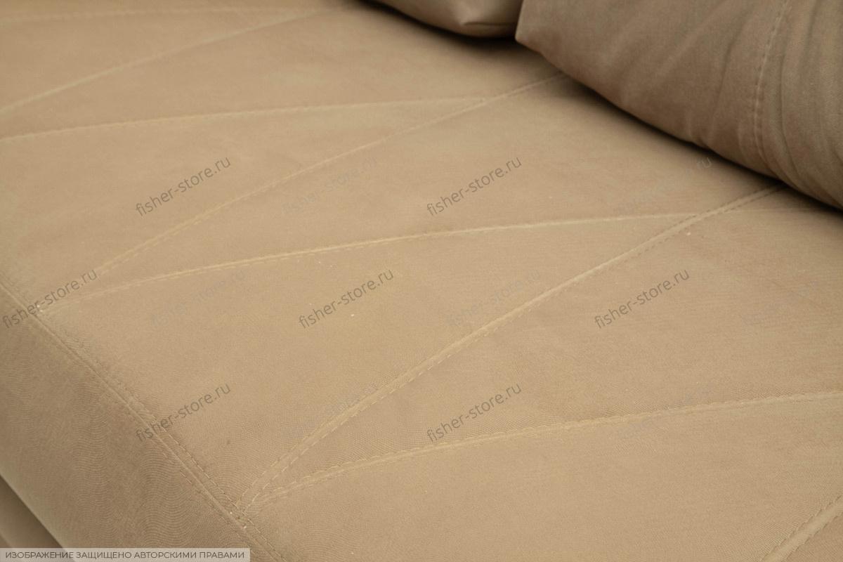 Прямой диван еврокнижка Варшава люкс Текстура ткани