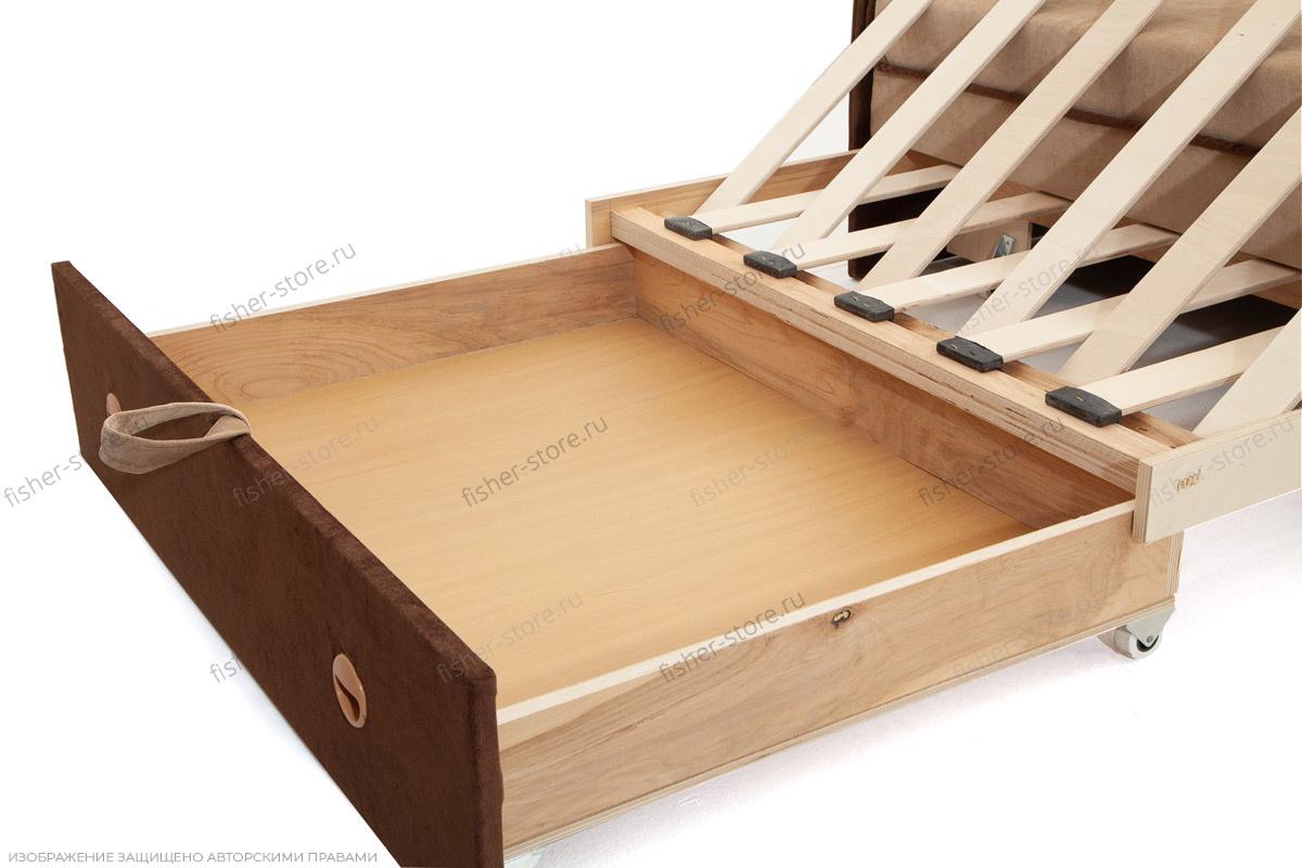 Прямой диван Кроха  Ящик для белья
