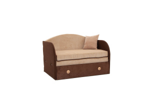 Двуспальный диван Кроха  Вид по диагонали