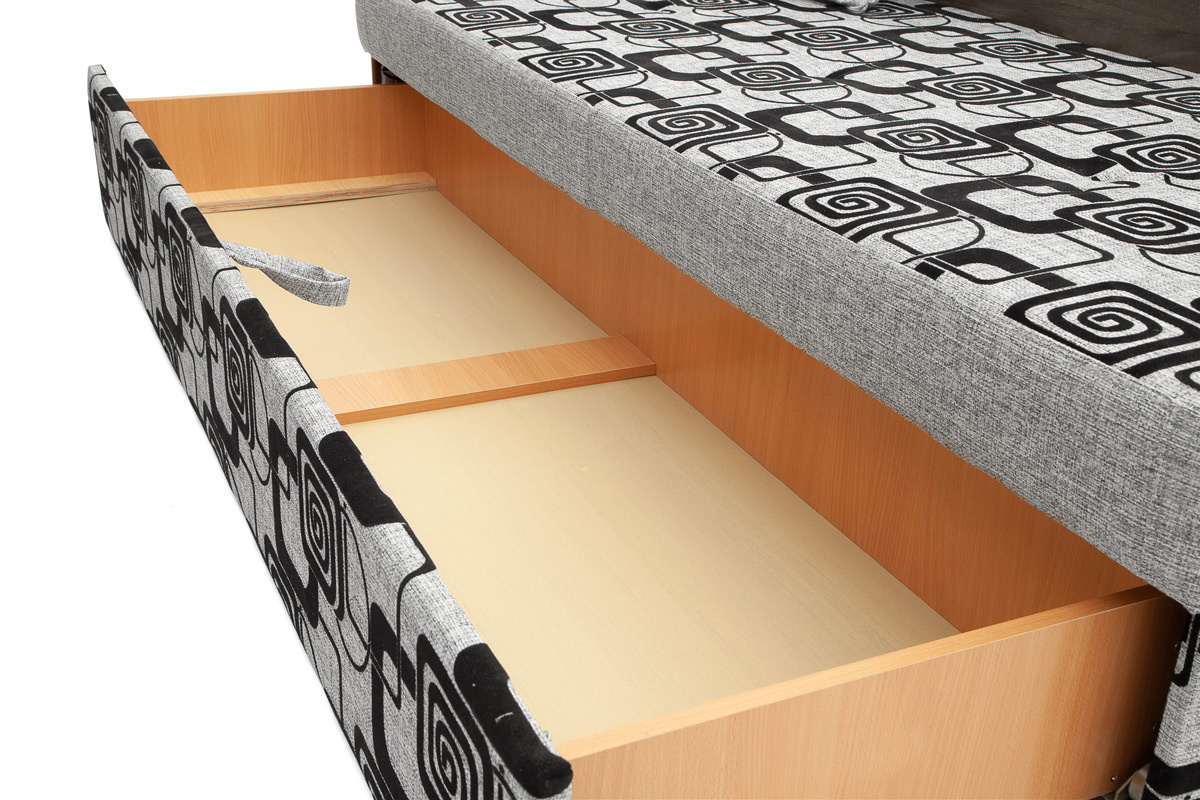 Двуспальный диван Шик Ящик для белья