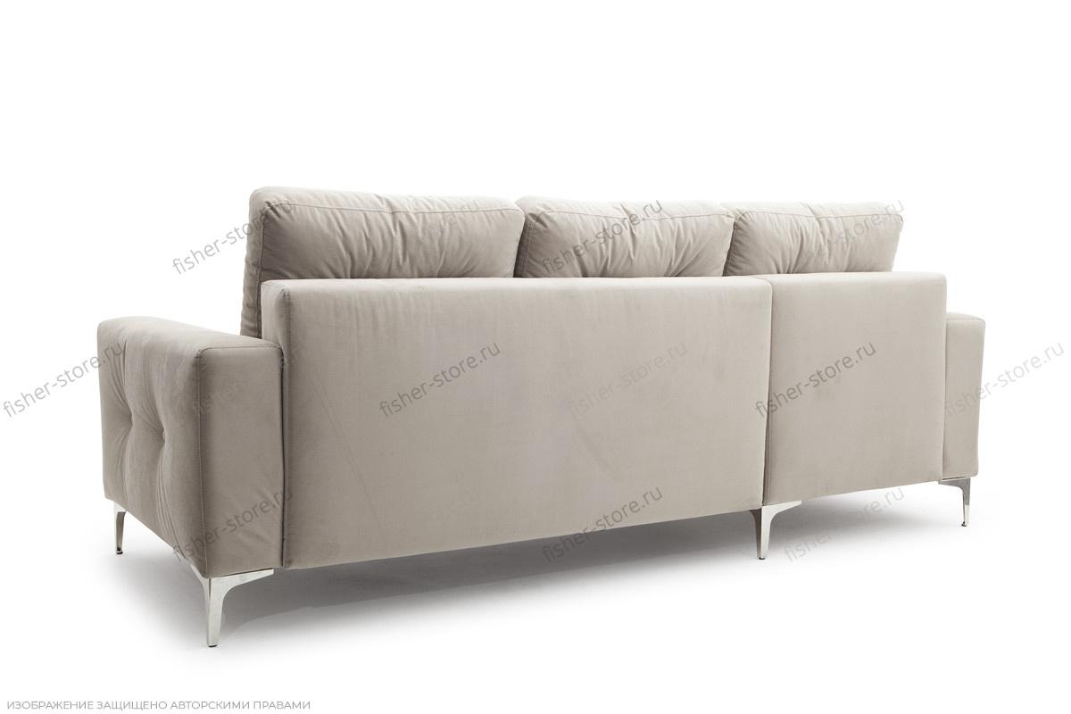 Офисный диван Джерси-6 с опорой №9 Вид сзади