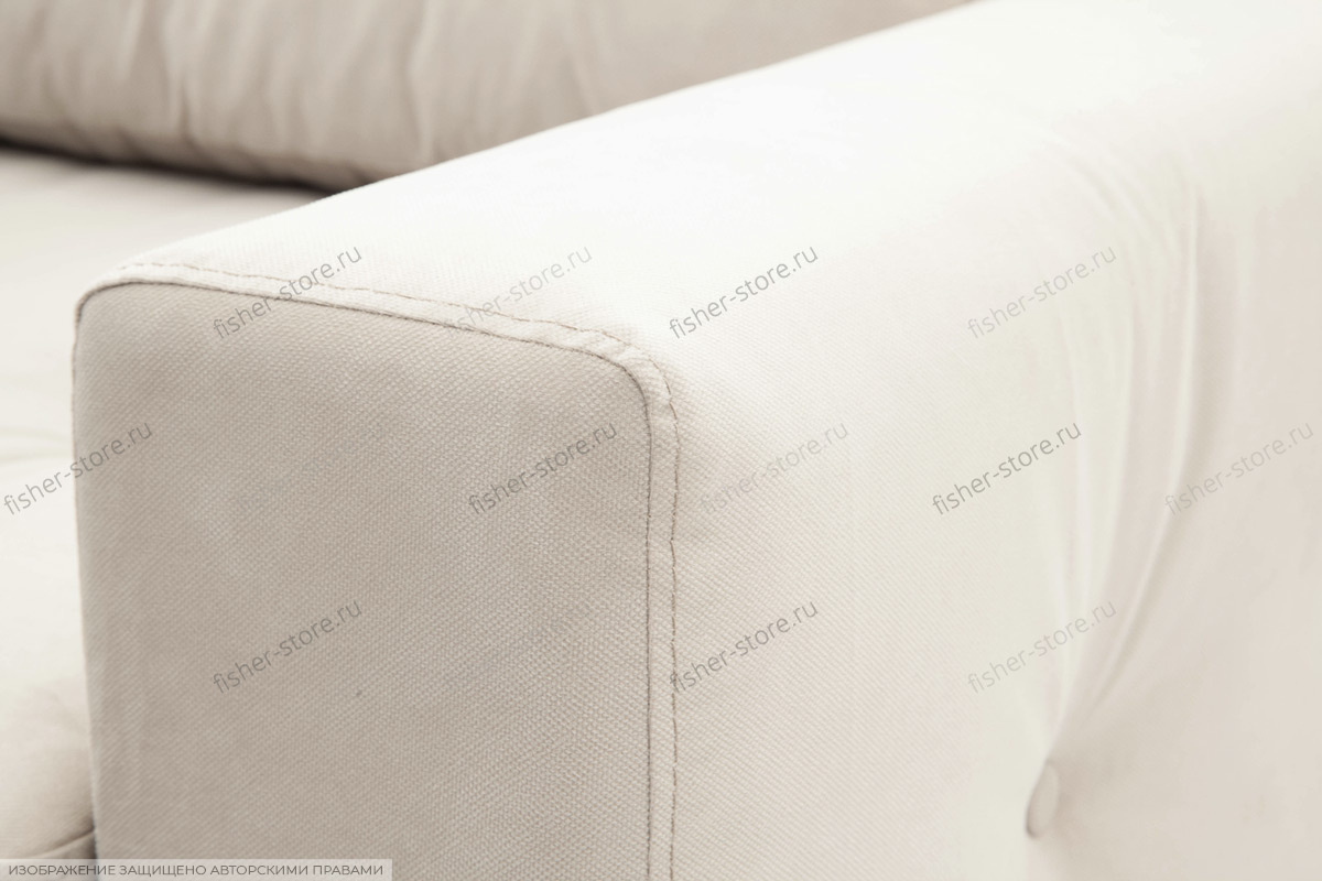 Офисный диван Джерси-6 с опорой №9 Текстура ткани