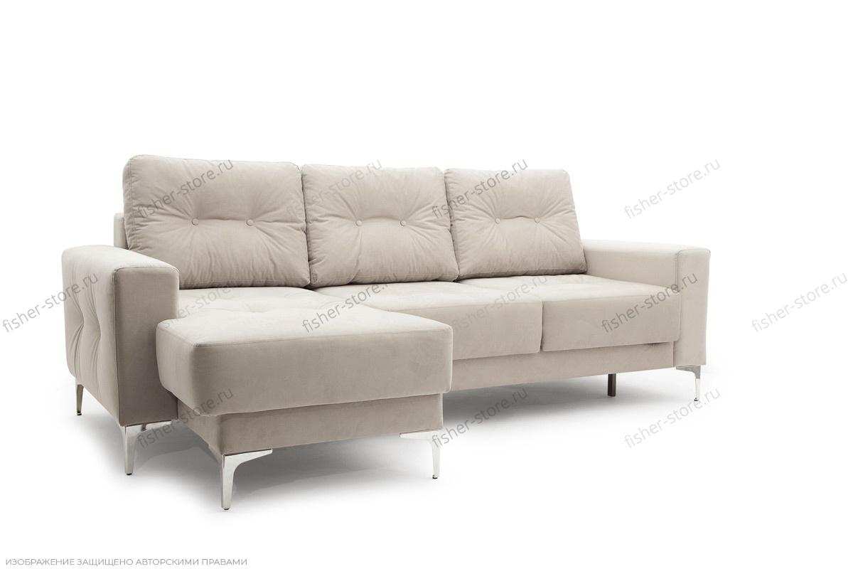 Офисный диван Джерси-6 с опорой №9 Вид по диагонали