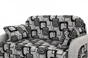 Прямой диван со спальным местом Чунга Подушки