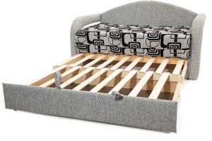 Прямой диван со спальным местом Чунга Механизм