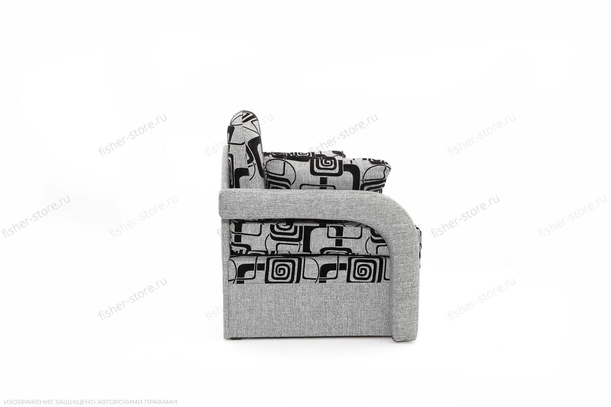 Прямой диван со спальным местом Чунга Вид сбоку