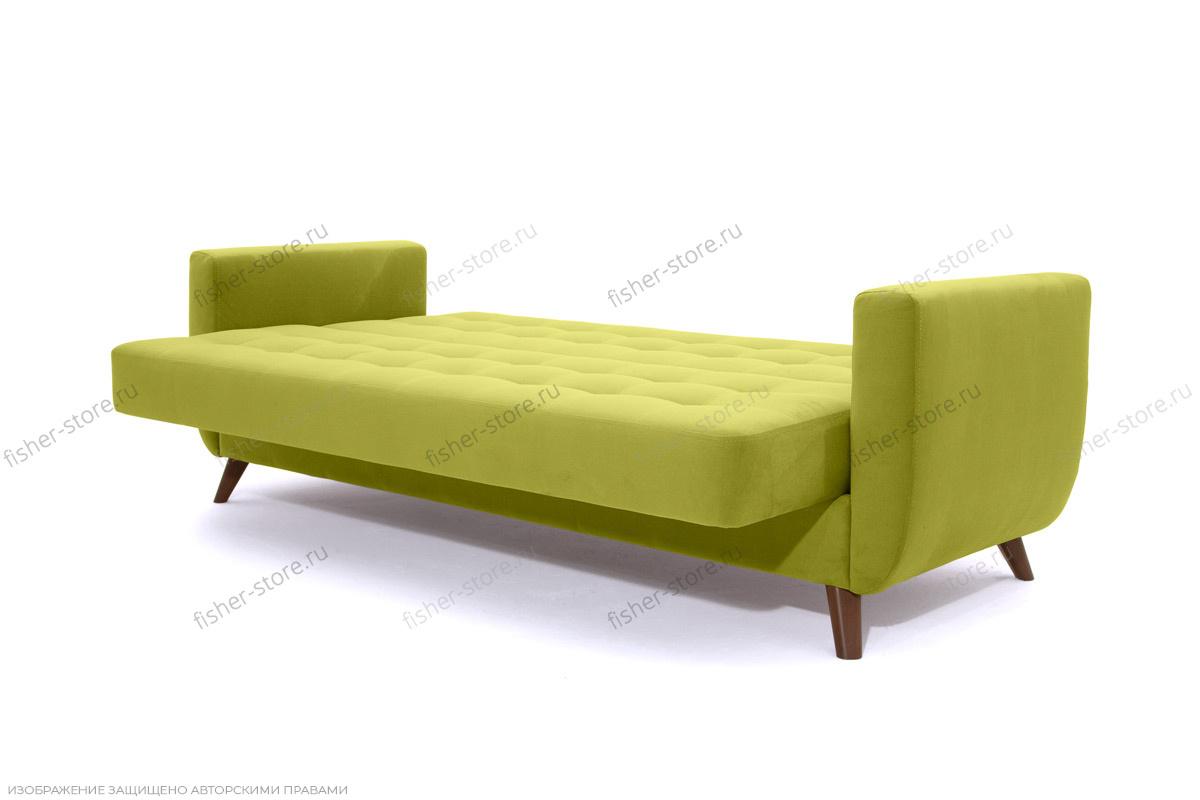 Прямой диван Оскар-2 с опорой №12 Спальное место