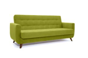Прямой диван Оскар-2 с опорой №12 Вид по диагонали