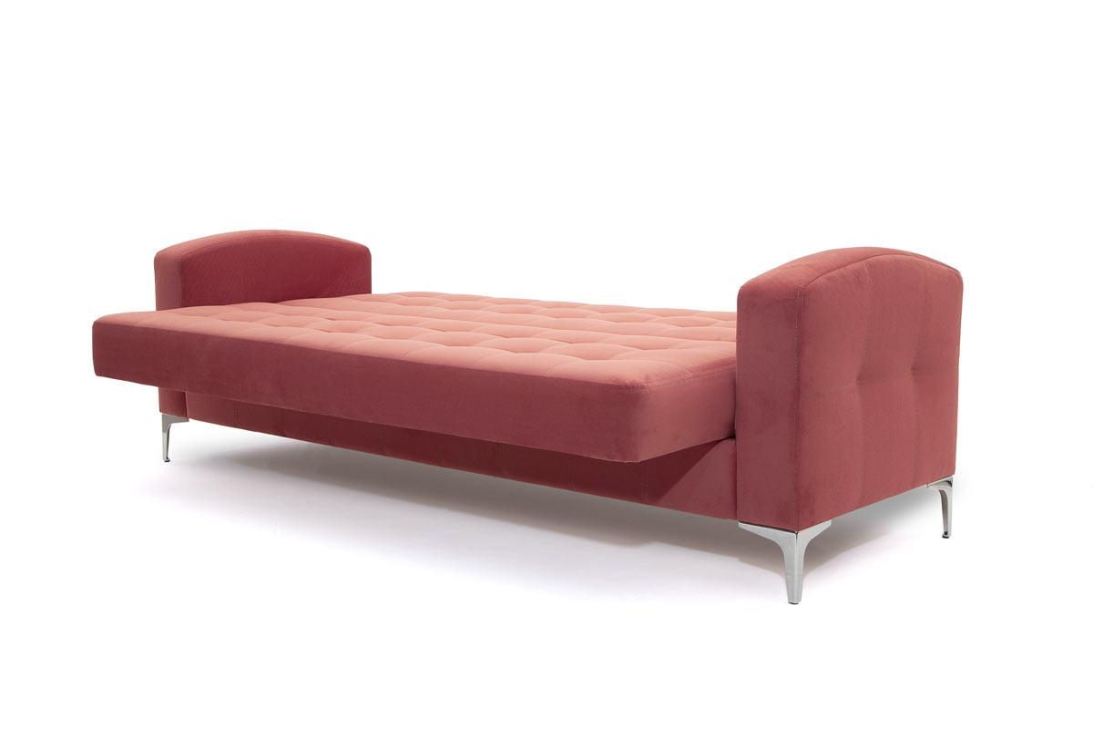 Прямой диван кровать Оскар с опорой №9 Спальное место