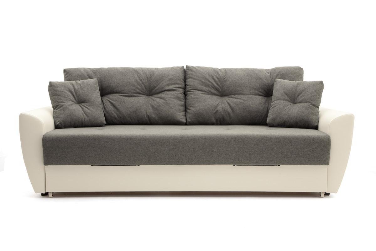 Прямой диван Винтаж Вид спереди
