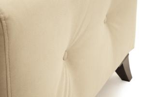 Прямой диван еврокнижка Джерси-6 с опорой №7 Текстура ткани