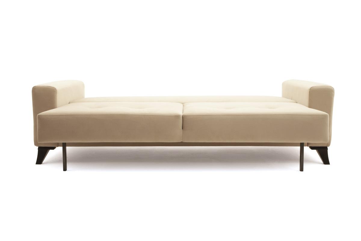 Прямой диван еврокнижка Джерси-6 с опорой №7 Спальное место