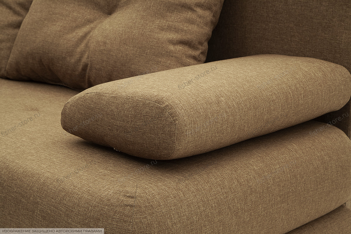 Прямой диван Луиджи Текстура ткани