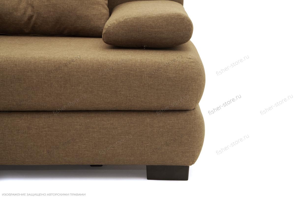 Прямой диван Луиджи Ножки