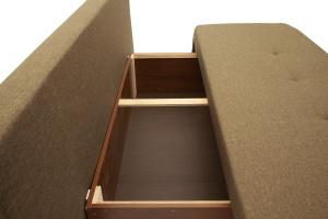 Прямой диван Луиджи Ящик для белья